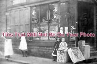 YO 667 - Sugdens Shop Front, Brighouse, Yorkshire - 6x4 Photo