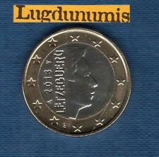 Luxembourg 2013 1 euro SUP SPL Pièce Provenant d'un Rouleau - Luxembourg
