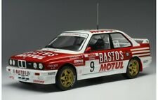 NEWS ADDITIF 1//18 BMW M3 WINNER TOUR DE CORSE 1987 BERNARD BEGUIN TOP DECALS