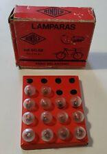 Rinder vintage spanish 14cycling bulbs (working) / bombillas bici (funcionan)