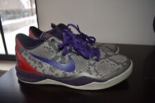 d849dc867296 Nike Kobe 8 Mine Grey Sz 6.5 GS Promo Sample