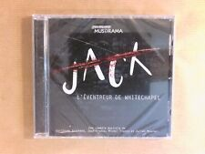 """CD RARE / COMEDIE MUSICALE """"JACK, L'EVENTREUR DE WHITECHAPEL"""" / NEUF SOUS CELLO"""