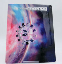 INTERSTELLAR - Glossy Fridge / Bluray Steelbook Magnet Cover (NOT LENTICULAR)
