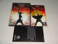 Baldur`s Gate Dark Alliance Gamecube Spiel komplett mit OVP und Anleitung
