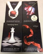 Twilight Saga Meyer Complete series Twilight New Moon Eclipse Breaking Dawn
