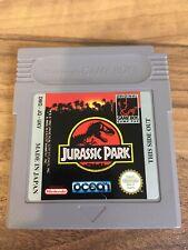 Nintendo Gameboy - Jurassic Park UKV VERY CLEAN