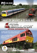 Isle Of Wight & Class 66 for Rail Simulator, Railworks & Railworks 2  new&sealed