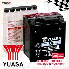 Batería Yuasa YTX7L-BS 6AH Aprilia Sr 125 1999-2002
