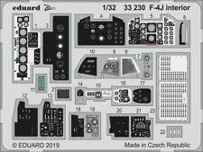 Eduard 1/32 McDonnell F-4J Phantom Interior Zoom Set # 33230