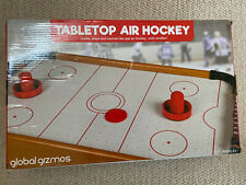 NEW WNB 50cm TABLE TOP AIR HOCKEY BATTERY ELECTRONIC GAME Family toys and games