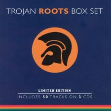 Various Reggae(3CD Album Box Set)Trojan Roots Box Set-Trojan-TRBCD 008 -New