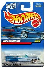 1999 Hot Wheels #1076 '59 Cadillac Eldorado