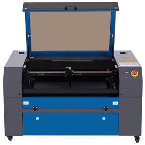 60W CO2 Laser Graver machine gravure Engraver Machine decoupe 700x500mm