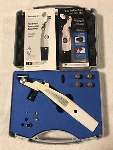 Clement Clarke Perkins Tonometer MK2 Ophthalmic Handheld Unit.