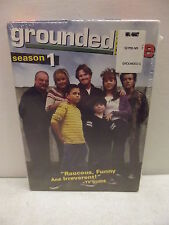 GROUNDED FOR LIFE SEASON 1 FACTORY SEALED 4 DISK DVD SET