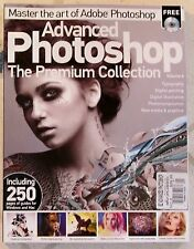 ADVANCED PHOTOSHOP Premium Collection Free CD CS5 Adobe MASTER The ART No 6 NEW