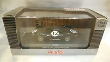 QUARTZO 1/43 JAGUAR D TYPE #12 S. Moss / P. Walker 24H LE MANS 1954 Art. QLM022