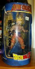 2001 DragonBall Z Movie Collection BATTLE DAMAGED S.S. GOKU Action Figure Sealed