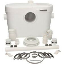 Saniflo Saniaccess 2 Macerator Pump 1901 Compatible with WC and Wash Basins