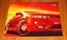 Original 2007 Honda Civic Coupe Sales Brochure Si DX LX EX