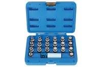 LASER TOOLS 6276 LOCKING WHEEL NUT KEY SOCKET SET TOOL SET FOR BMW - MINI