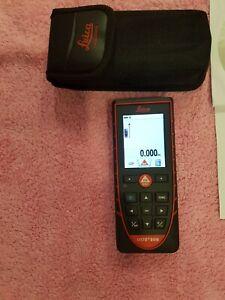 Leica Disto D510 Laser Distance Measure 200m