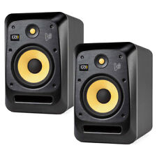 """KRK V8S4 V8 Series 4 8"""" 2-Way Powered Reference Monitor Pair NEW"""