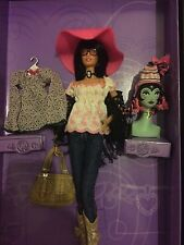 Gold label, Anna Sui Boho barbie doll