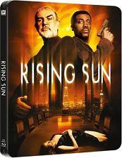 RISING SUN, Die Wiege der Sonne (Sean Connery) Blu-ray Disc, Steelbook NEU+OVP