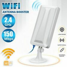 Outdoor WiFi Extender Long Range Router Repeater Booster Antenna Waterproof 250M
