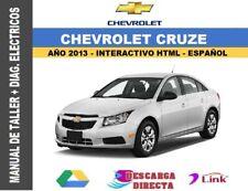 2011-2015 Chevrolet Cruze Chiltons Repair Service Workshop Shop Manual 22037