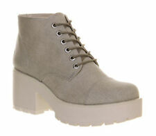 Women's Lace Up Textile Boots