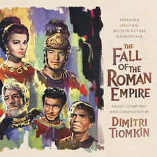 The Fall Of The Roman Empire - Complete - Limited 2500 - OOP - Dimitri Tiomkin