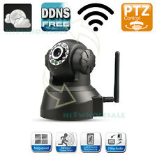Wireless Wifi IP Camera Surveillance Security NetWork Video Audio System DDNS