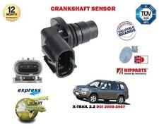 Para Nissan X Trail 2.2 dCi YD22ETi 2003-2007 Nuevo Sensor del Cigüeñal ángulo de manivela