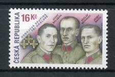 Czech Republic 2017 MNH WWII WW2 Three Kings Anti Nazi 1v Set Military Stamps