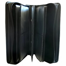1 X Neo Media 96 Capacity CD DVD Wallet HQ Nylon Storage Carry Case NEW AAA+