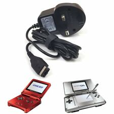 Red Eléctrica Adaptador Cargador de Batería para Nintendo Gameboy Advance SP/DS