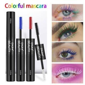 Waterproof Colored Mascara Set 11 Color Variety Pack Mascara Voluminous