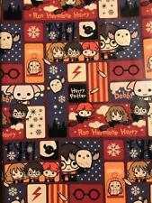 Harry Potter Hermione Ron Dobby Hedwig Gift Wrapping Paper Warner Brothers