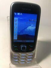 Nokia Classic 6303c - Steel (Unlocked) Mobile Phone 6303c