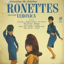 "RONETTES~""featuring VERONICA""~EXCELLENT~""MONO-SHRINK"" 4009 1964 U.S.Press~LP!!!"