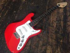 Guitarras eléctricas rojos 4/4