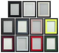 EUROLINE35 Picture Frame 75x28 Or 28x75 CM With Entspiegeltem Acrylic Glass