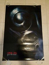 Planet Of The Apes movie poster - Tim Burton - 2001 - 27 x 40