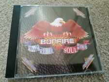 Bonfire Rebel Soul CD Great Condition