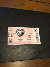 Cyprus v Wales 2016 EURO's Qualifying match Ticket 03/09/15