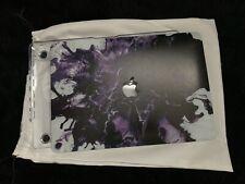 MacBook pro 13 dark violet marble case