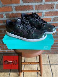 Nike SB Dunk Low TRD QS, 420 Intergalactic, Galaxy, Size 14