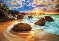 Puzzles - Samudra Beach, India 1000 Teile